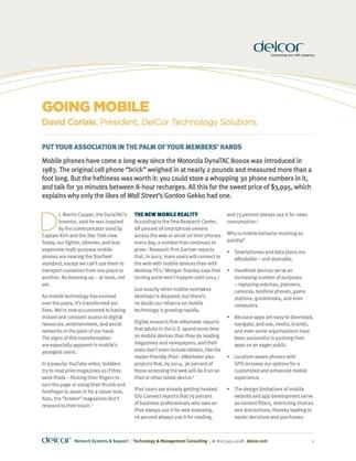 Going-Mobile-DelCor-2012 2